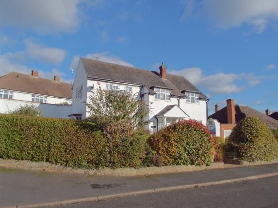 Thumbnail Property for sale in Wayside Drive, Oadby, Leicester, Leicestershire