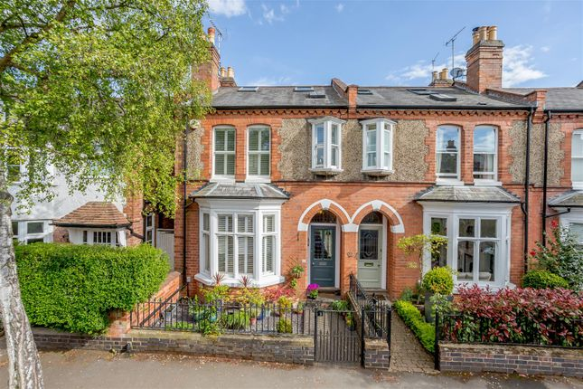 Thumbnail Semi-detached house for sale in Greatheed Road, Leamington Spa, Warwickshire
