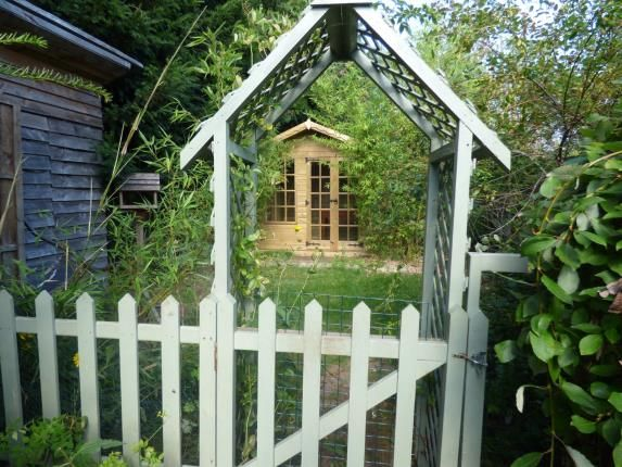 Garden of Loose Road, Maidstone, Kent ME15