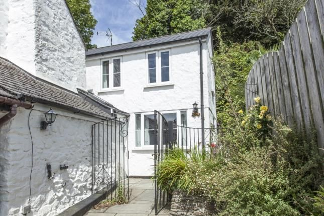 Thumbnail End terrace house for sale in Chacewater, Truro, Cornwall