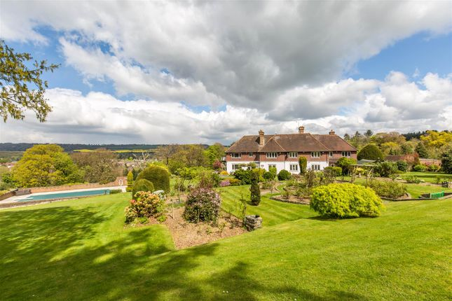 6 bed detached house for sale in Hosey Hill, Westerham