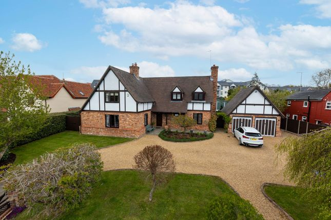 5 bed detached house for sale in Bury Water Lane, Newport, Saffron Walden CB11