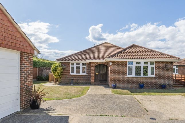 Thumbnail Detached bungalow for sale in James Street, Selsey