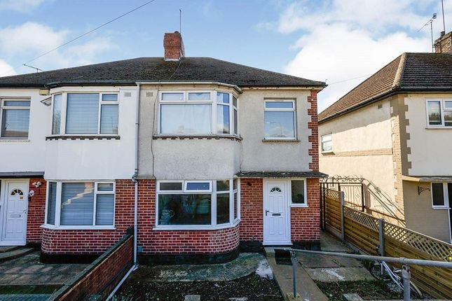 Thumbnail Semi-detached house to rent in Old Road East, Gravesend