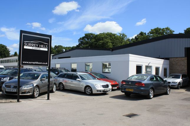 Thumbnail Warehouse to let in Bordon Trading Estate, Bordon