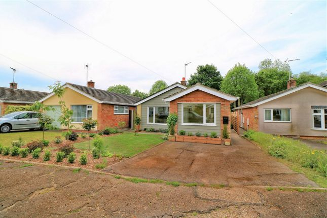 Thumbnail Detached bungalow for sale in Parkwood Avenue, Wivenhoe, Colchester, Essex