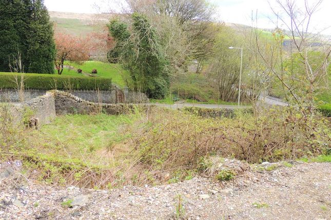 Thumbnail Land for sale in Plot Land, To Rear Of Eryl, Woodville Place, Rhondda Road., Ferndale