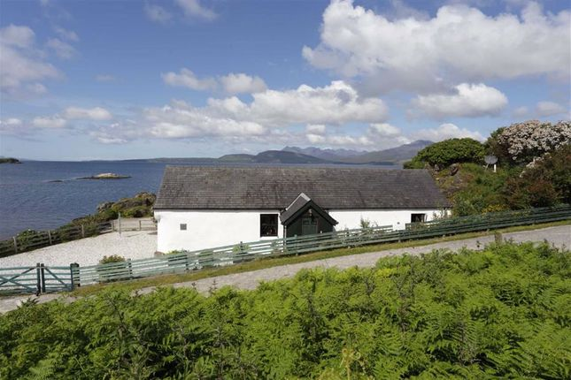 Thumbnail Cottage for sale in Ord, Teangue, Isle Of Skye