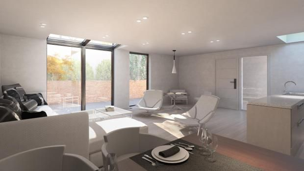 Thumbnail Flat for sale in Hodford Road, Golders Green, London
