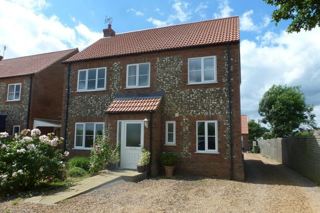 Thumbnail Detached house to rent in Barretts Lane, Feltwell, Thetford