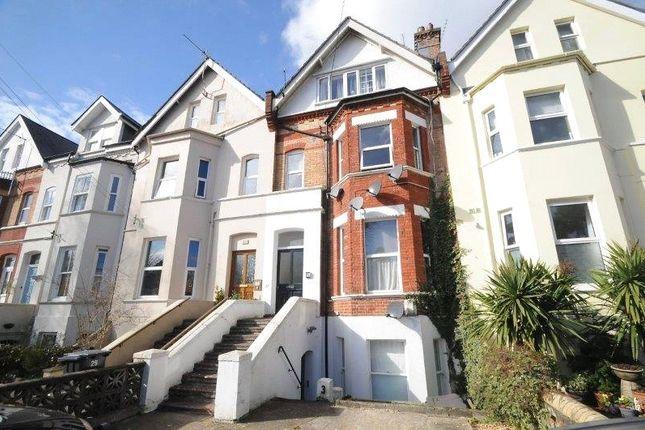 Thumbnail Flat for sale in R L Stevenson Avenue, Westbourne, Bournemouth, Dorset
