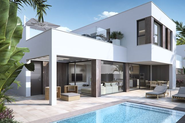 Thumbnail Detached house for sale in Lila Numero 7, Torre De La Horadada, Alicante, Valencia, Spain