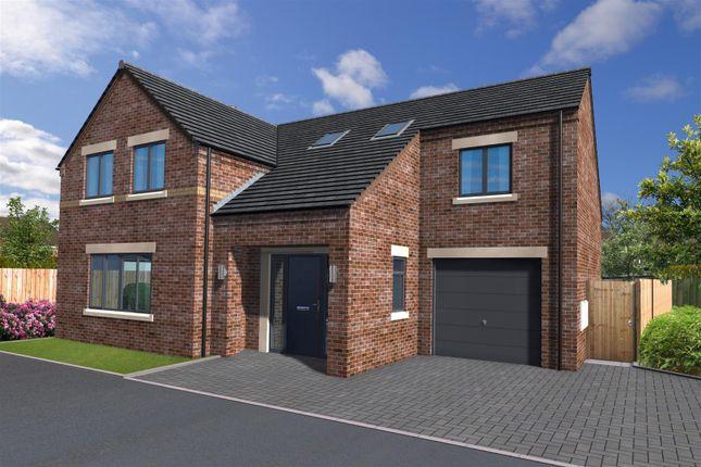 Thumbnail Detached house for sale in Kilnview Croft, Bridlington Road, Driffield