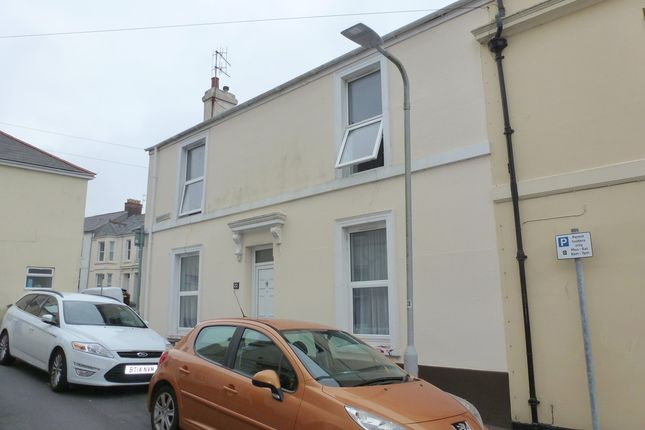 Thumbnail End terrace house for sale in Chedworth Street, Plymouth