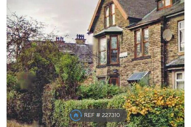 Thumbnail Flat to rent in Bingley Road, Saltaire