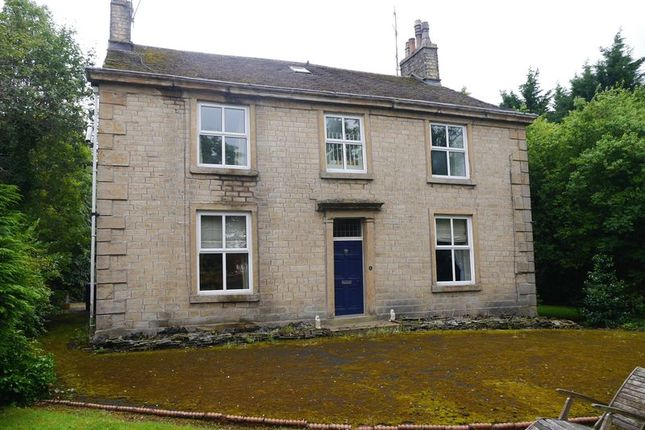 Thumbnail Detached house for sale in Moor End House, Union Road, Oswaldtwistle.