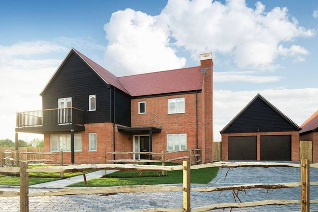 """Thumbnail Detached house for sale in """"The Saxon"""" at Andover Road North, Winchester"""