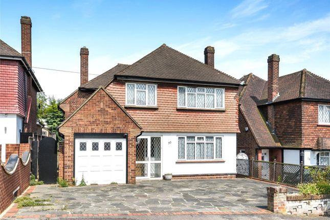 Thumbnail Detached house for sale in Millwell Crescent, Chigwell, Essex