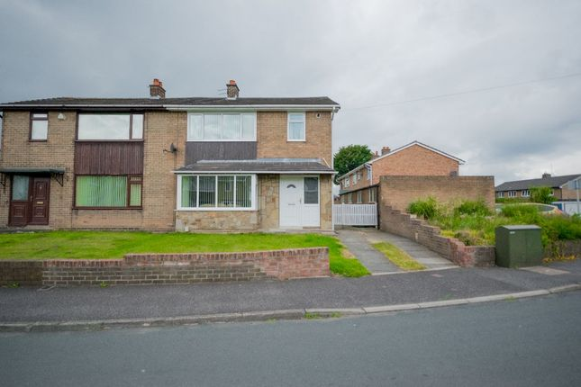 Thumbnail Semi-detached house for sale in Foxroyd Lane, Dewsbury, West Yorkshire
