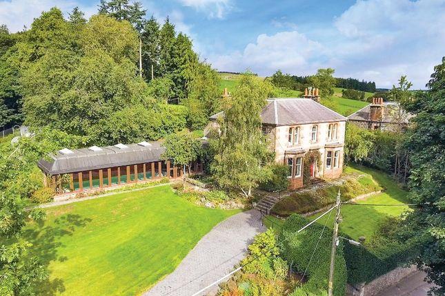 Thumbnail Detached house for sale in Church Brae, Glenfarg, Perthshire