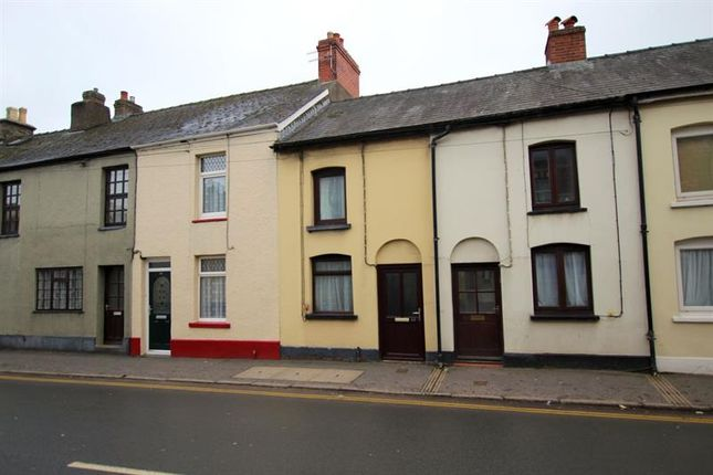 Thumbnail Terraced house for sale in Orchard Street, Llanfaes, Brecon
