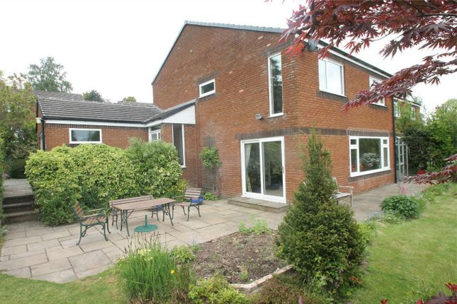 Thumbnail Detached house for sale in 10 Beacon Park, Penrith, Cumbria