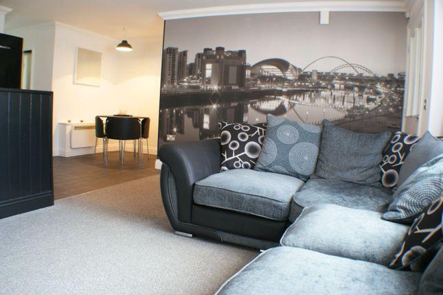 Lounge of Coach House Court, Gateshead NE9