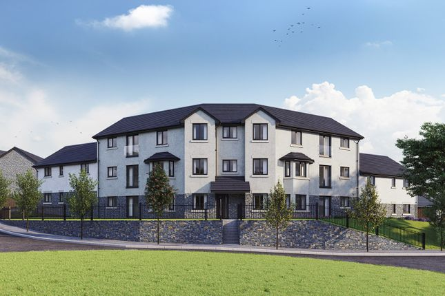 Thumbnail Flat for sale in Hoggan Park, Brecon, Brecon