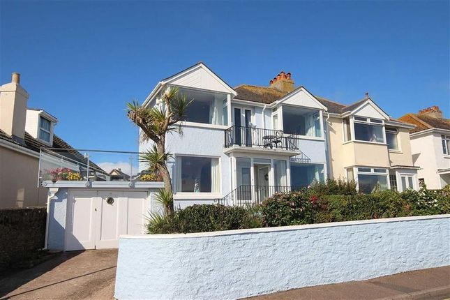 Thumbnail Semi-detached house for sale in North Furzeham Road, Furzeham, Brixham