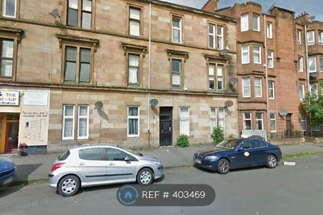 Thumbnail Flat to rent in Elizabeth Street, Glasgow