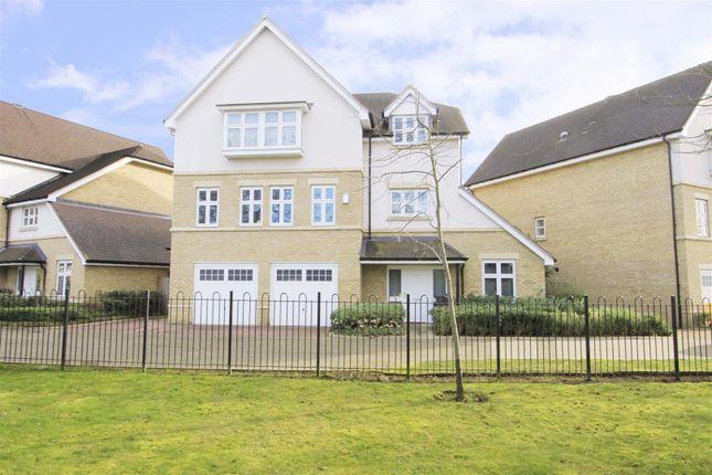 Thumbnail Detached house for sale in Harecroft Lane, Ickenham