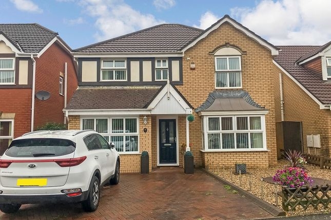 4 bed detached house for sale in Cae Glas, Cwmavon, Port Talbot, Neath Port Talbot. SA12