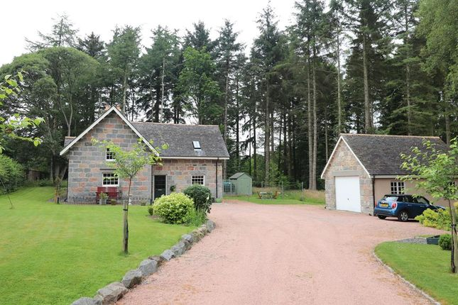 Thumbnail Detached house to rent in Castle Fraser, Inverurie