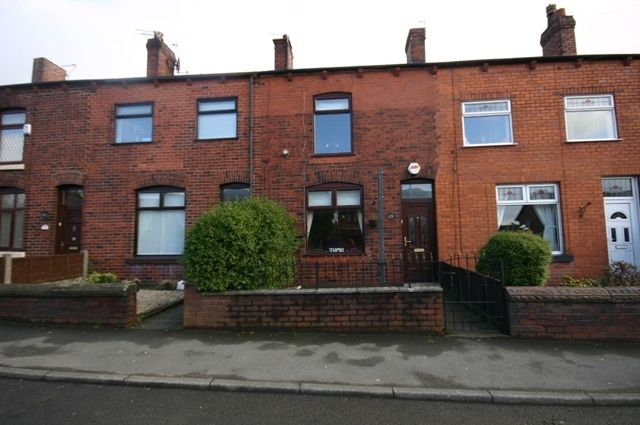 Front Aspect of Leigh Road, Westhoughton BL5