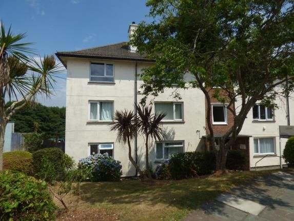 Thumbnail Flat for sale in St Budeaux, Plymouth, Devon