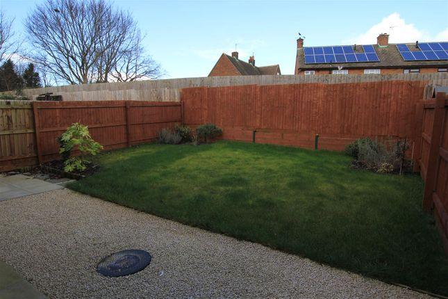 Gardens of Walden Close, Chellaston, Derby DE73