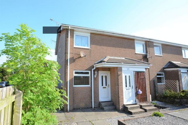Thumbnail Flat to rent in Harringdale Road, High Harrington, Workington