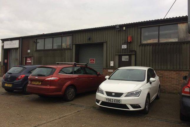 Thumbnail Warehouse to let in Unit Fairoaks Airport, Chobham, Surrey