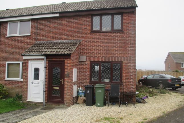 2 bed end terrace house for sale in Sandpiper Way, Weymouth