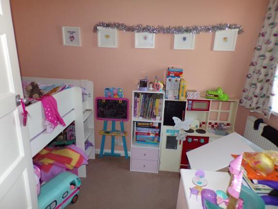 Bedroom Three of Woodbridge Avenue, Clifton, Nottingham, Nottinghamshire NG11