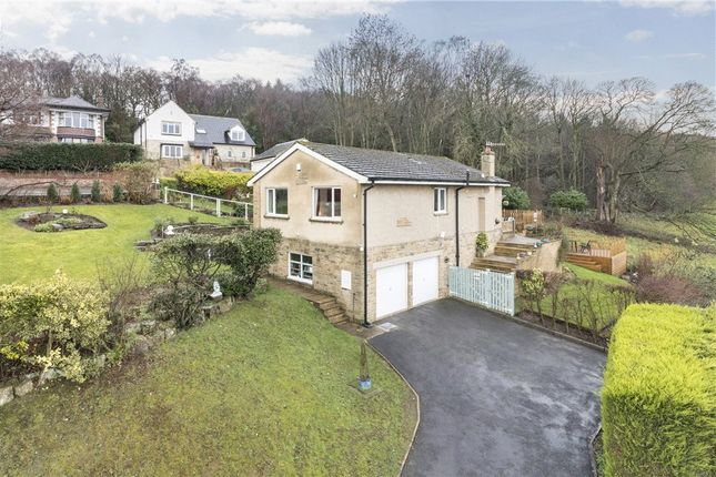 Thumbnail Detached bungalow for sale in Cottingley Drive, Bingley, West Yorkshire
