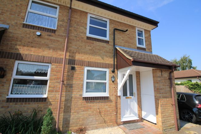 Thumbnail End terrace house to rent in Wakehurst Close, Norwich