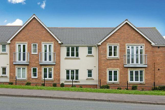 Thumbnail Flat for sale in Heath Way, Heath Hayes, Cannock