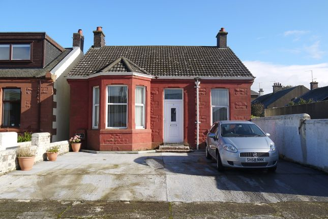 Thumbnail Bungalow for sale in Falkland Place, Ayr
