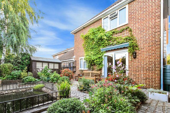 Rear Garden of Portman Close, Bexley, Kent DA5
