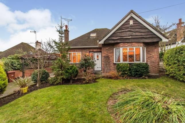 Thumbnail Bungalow for sale in Milton Hall Road, Gravesend, Kent, England