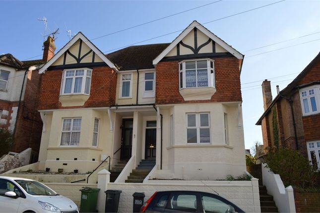 Thumbnail Flat to rent in Sedgewick Road, Bexhill-On-Sea