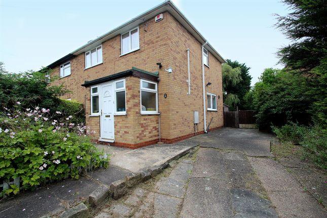 3 bed semi-detached house for sale in Fraser Square, Carlton, Nottingham