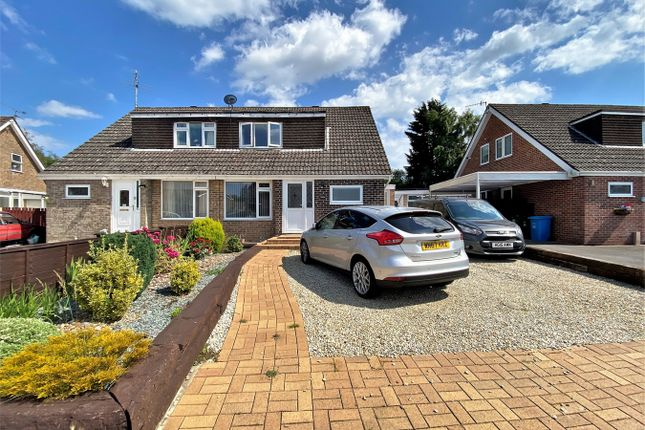 5 bed semi-detached house for sale in Verity Crescent, Canford Heath, Poole, Dorset BH17