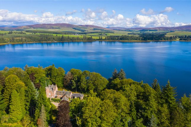 Thumbnail Detached house for sale in Main Lodge, Lintrathen, By Kirriemuir, Angus